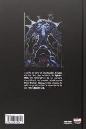 Verso de Venom (Marvel Dark) -HS- Venom - La Naissance du mal