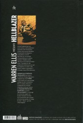 Verso de Hellblazer (Warren Ellis présente) - Warren Ellis présente Hellblazer