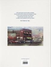 Verso de Elvis (Chanoinat/Le Hénanff) - Elvis en BD