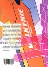 Verso de Freezing : Zero -8- Vol. 8