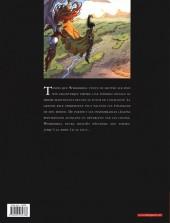 Verso de Chroniques de la Lune Noire -17- Guerres ophidiennes