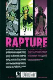 Verso de Rapture (2009) -INT- Rapture