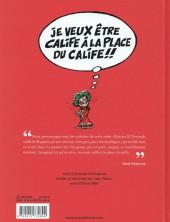 Verso de Iznogoud -INT2- 6 histoires de Jean Tabary de 1978 à 1989