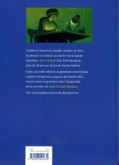 Verso de (AUT) Giraud / Moebius -6b2015- Docteur Moebius et Mister Gir