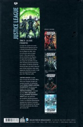 Verso de Justice League (DC Renaissance) -8- La Ligue d'Injustice
