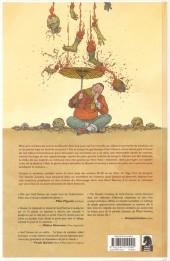 Verso de The shaolin Cowboy (Glénat) - Shemp Buffet