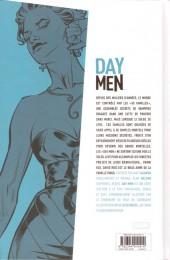 Verso de Day Men -1- Lux in tenebris