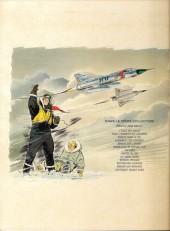Verso de Tanguy et Laverdure -8b1970- Pirates du ciel