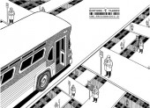 Verso de Le bus -2- Le bus 2