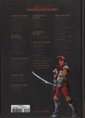 Verso de Lanfeust et les mondes de Troy - La collection (Hachette) -57- Trolls de Troy - Sang famille (I)