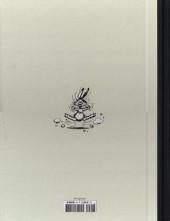 Verso de Gaston - Idées noires - La collection (Hachette)  -HS- Idées noires - Tome I