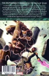 Verso de Thunderbolts Vol.1 (Marvel Comics - 1997) -INT10- Fear Itself