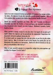 Verso de Amour sucré -5- Le voyage des réponses