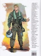Verso de Buck Danny -54- La nuit du spectre