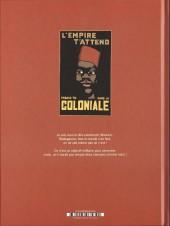 Verso de Commando colonial -INT- Commando Colonial