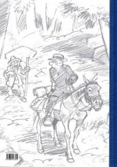 Verso de Les tuniques Bleues -59TL- Les quatre évangelistes