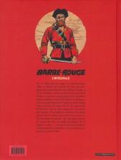 Verso de Barbe-Rouge (L'intégrale - Nouvelle édition) -6- La captive des mores
