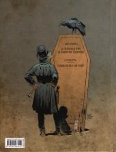 Verso de Undertaker -2- La Danse des vautours
