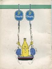 Verso de Chiquita