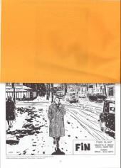 Verso de Nestor Burma (Feuilleton) -3- Micmac moche au Boul'Mich - Numéro 3