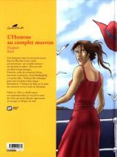Verso de Agatha Christie (Emmanuel Proust Éditions) -10a11- L'homme au complet marron