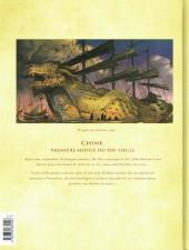 Verso de Shi Xiu Reine des pirates -4- Le règne