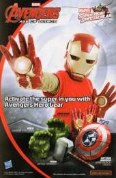 Verso de Amazing Spider-Man (The) (2015) -1- The World's Greatest Super Hero !