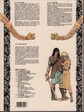 Verso de Thorgal -4a86- La galère noire