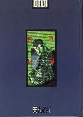 Verso de Parasite (Stan) -1- Parasite