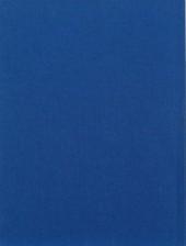 Verso de Bob Morane 3 (Lombard) -45TL- Le jade de Séoul