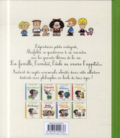 Verso de Mafalda (La petite philo de) - Un air de famille
