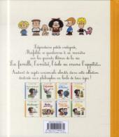 Verso de Mafalda (La petite philo de) - A la soupe !