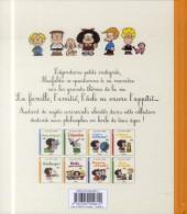 Verso de Mafalda (La petite philo de) - La petite philo de mafalda