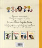 Verso de Mafalda (La petite philo de) - Comment va la planète ?