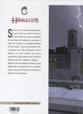 Verso de Hidalgos -1- Don Miguel