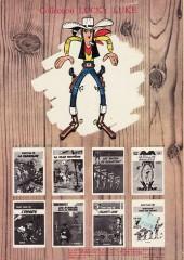 Verso de Lucky Luke -19b1978- Les rivaux de Painful Gulch