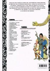 Verso de Thorgal -21b12- La Couronne d'ogotaï