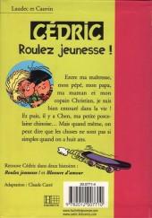 Verso de Cédric (Bibliothèque rose) -41424- Roulez jeunesse !