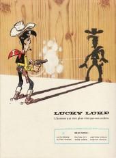 Verso de Lucky Luke -33a70a- Le Pied-Tendre