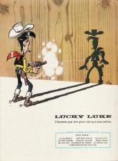 Verso de Lucky Luke -40a74- Le grand duc