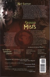 Verso de Sandman (The) (1989) -INT04a- Season of mists