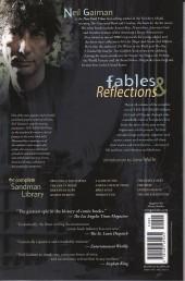 Verso de Sandman (The) (1989) -INT06c- Fables & Reflections