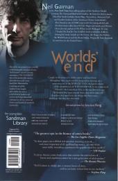 Verso de Sandman (The) (1989) -INT08b- Worlds' end