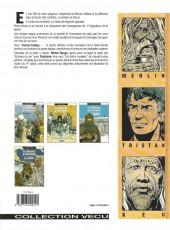 Verso de Les héros cavaliers -2a95- La grande ourse