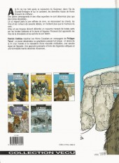 Verso de Les héros cavaliers -3a96- Mark de cornwall