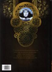 Verso de Merlin (Nucléa/Soleil) -1b- La Colère d'Ahès
