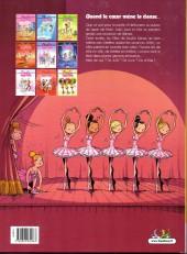 Verso de Studio danse -9- Tome 9