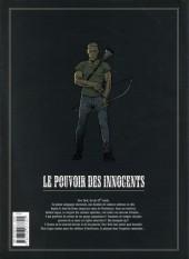 Verso de Le pouvoir des Innocents -INT- Édition intégrale