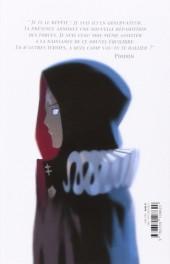 Verso de Radiant -4- Tome 4