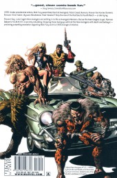 Verso de New Avengers (The) (2010) -INT02a- New Avengers by Bendis vol. 2